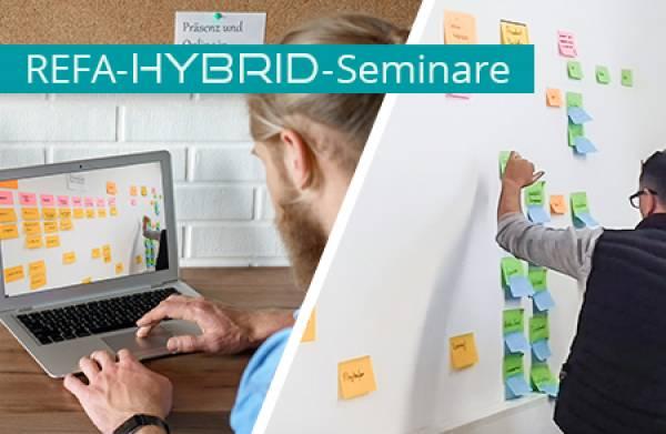 Hybrid-Seminare – der neue Online-Weg für Präsenzveranstaltungen