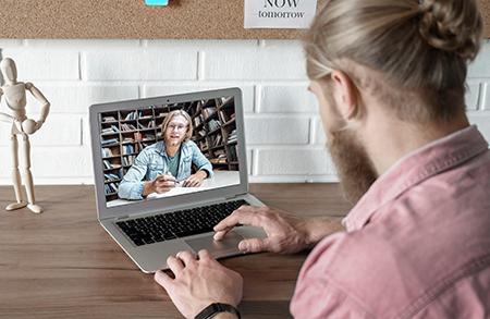 Zertifizierter Live-Online-Trainer Online-Seminar
