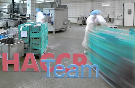 HACCP-Teamleiter Online-Seminar